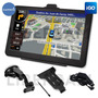 Gps 7 Pulgadas Lcd Mapas Actualizados Bluetooth Tv Digital