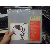 Lp Nac. - Antologia Do Bolero - Trio Irakitan 32 Sucessos