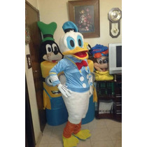 Disfraz Cabezon Del Pato Donald