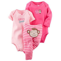 Ropa Carters Bebe Nena Body Remera Mejor Que Mimo Cheeky