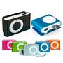Mp3 Metalico Tipo Shuffle Expandible 64gb Memoria Musica