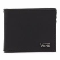 Cartera Billetera Vans Suffolk Wallet Black