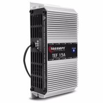 Fonte Automotiva Taramps Tef 15a 216w 220v Carrega Bateria