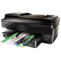 Impressora Multifuncional Hp 7612 A3 + Bulk Ink Big + 2 Lt