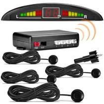 Kit Sensor De Estacionamento + Alarme Positron Exact Ex 330