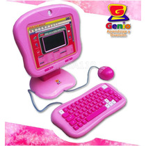 Laptop Para Niñas, Juguete Educativo