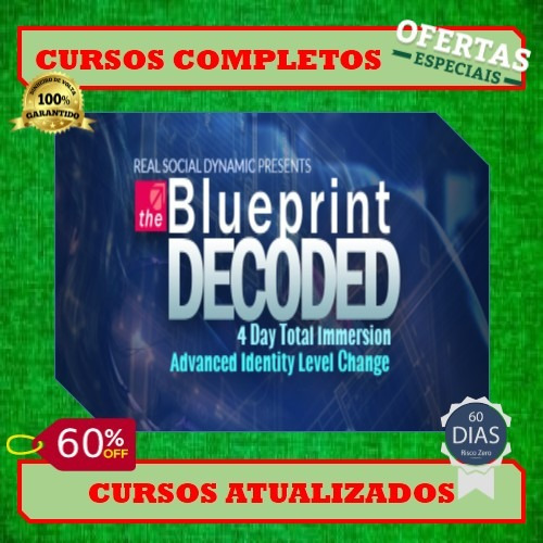 Rsd blueprint decoded legendado curso completo r 2990 em rsd blueprint decoded legendado curso completo r 2990 em mercado livre malvernweather Images