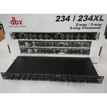 Crossover Dbx 234xl Profesional