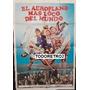 Afiche El Aeroplano Mas Loco Del Mundo - Edwige Fenech 1981