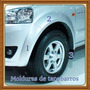 Great Wall Wingle 5 Molduras Delanteras De Tapabarros 4x4