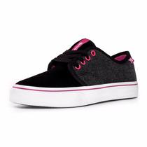 Tenis Skate Feminino- New For Star - Ref 35154