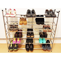 Zapatero De 6 Pisos Para 30 Pares Mueble Zapatos Botinero