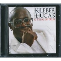 Cd Kleber Lucas - O Filho De Deus (mk_music)