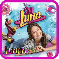 Etiquetas Candy Bar Personalizadas Soy Luna