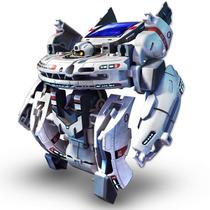 Robot Solar Armable Recargable 7 Robots En 1 Space Fleet