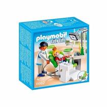 Playmobil - City Life - Dentista E Paciente - 6662 - Sunny