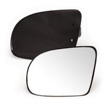 Lente Espelho C/ Base Retrovisor S10 Blazer Silverado