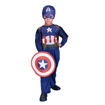 Disfraz Avengers Capitán América T2 Marvel Los Vengadores