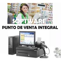Programa Punto De Venta Tienda Inventarios Licencia Original