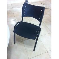 Cadeira Iso Fixa Polipropileno Tubo 20x20