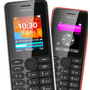 Telefono Celular Nokia 108 Doble Sim Camara Flash Mp3 Nuevos