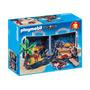 Playmobil 5347 Piratas Maletin Cofre Del Tesoro Mundomanias