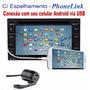 Multimídia Aikon Frontier Gps Tv Waze Youtube Android 6. 12x
