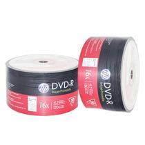 Dvd Hp Printeable 16x Paq. 100 Unidades