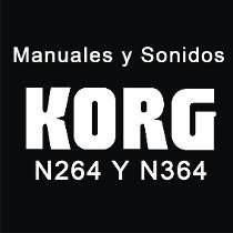 Korg X3 N364 Y N264 Ediciones Gruperas Y Sonidos De Fabrica