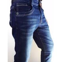 Kit Revenda 15 Calças Jeans Skinny Grande Marcas Masculinas