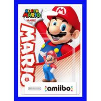 Amiibo Mario Super Mario Nintendo Wii U Smash Bros Original