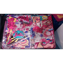 Set De Belleza Barbie Princess Power