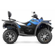 4wheel Cf Moto 550 Y 800cc Nuevos 0.millas
