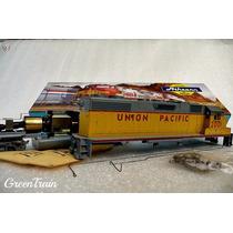 36t Athearn- Nueva- E M D- G P 38-2 Analogica- Union Pacific
