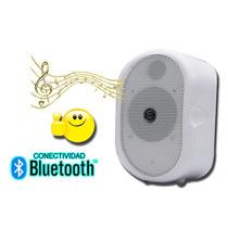 Bafle Ambiental Activo Sonido Dolby Surround Con Bluetooth Y