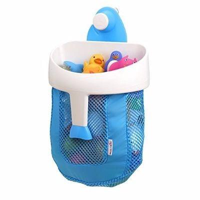 organizador de juguetes para baño scoop niños munchkin - $ 73.000 ... - Organizador De Juguetes Para Bano