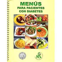 Menus Para Pacientes Con Diabetes - Ana Bertha Lizaur Nc / O