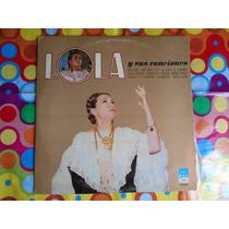 Lola Y Sus Canciones Lp Mienteme