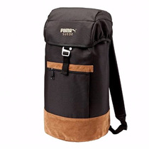 Mochila Suede Black Laptop 01 Puma 073193