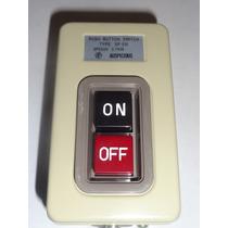 Interruptor Arrancador Botonera Manual 30 Ampers