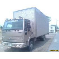 Camiones Furgones Ford Cargo