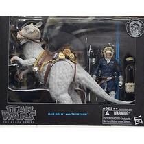 Star Wars Black Series 6 Set Han Solo And Taun Taun Hasbro