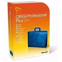 Microsoft Office Professional Plus 2010 Box 32/64 Bits Fpp