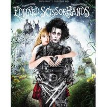 Edward Scissorhands 25 Aniversario Importada Blu-ray