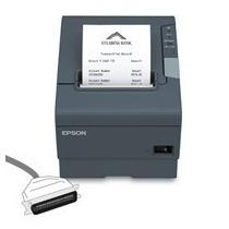 Miniprinter Epson Tm-t88v-834, Termica, Negra, Paralela - Us