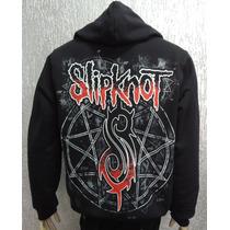 Moletom / Blusa De Banda - Slipknot - Modelo 3