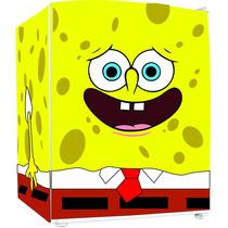 Kit Adesivo Envelopamento Freezer Bob Esponja Modelos