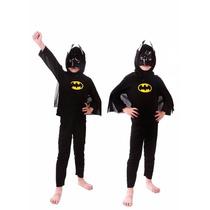 Fantasia Infantil Batman Pronta Entrega - Promocao!