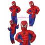 Disfraz De Spiderman Con Músculos !!