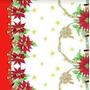 Mantel Navideño Microfibra Estampado Liquidación Navidad
